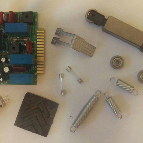 قطعات دستگاه تسمه کش