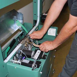 تعمیرات دستگاه تسمه کش