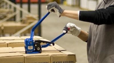 معرفی دستگاه تسمهکش دستی پلاستیکی